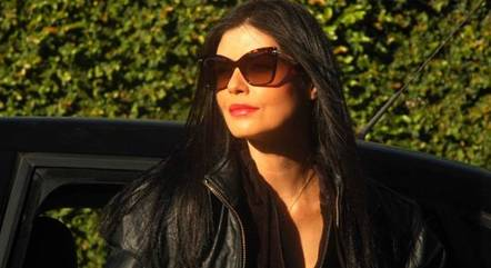 Graziela de Freitas foi Miss Poços de Caldas em 2000