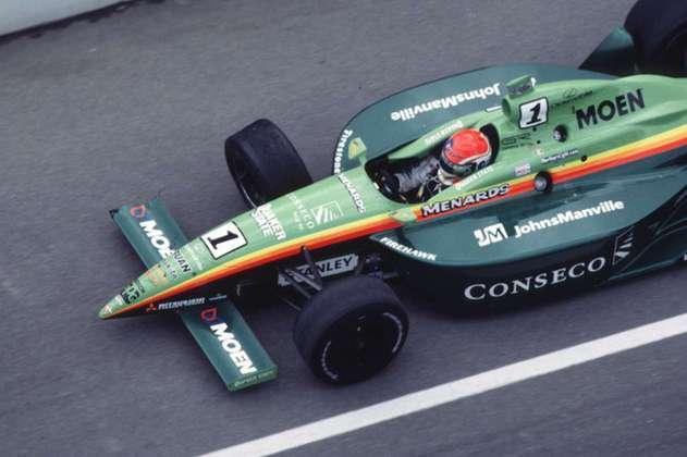 Greg Ray conquistou o título de 1999 da IRL pela Team Menards