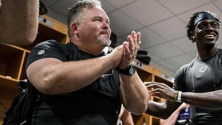 Greg Roman – Coordenador ofensivo do Baltimore Ravens: Especialista em jogo corrido e em lapidar quarterback móveis. Pode ser o nome ideal para as franquias que sonham com Justin Fields, Trey Lance ou Zach Wilson.