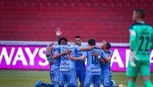 Maior vitória na noite de confrontos foi do Grêmio, de Felipão