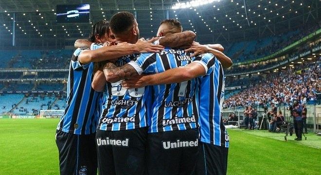 Com excesso de jogos, Grêmio deve priorizar a Copa Libertadores