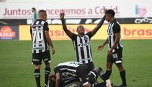 Em jogo eletrizante, Ceará vence o Grêmio por 3 a 2 no Brasileiro