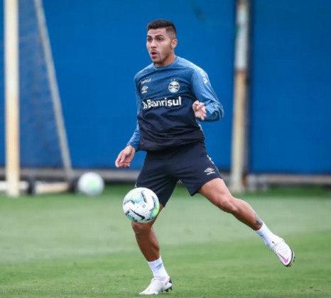 Grêmio: César Piñares (Chile)