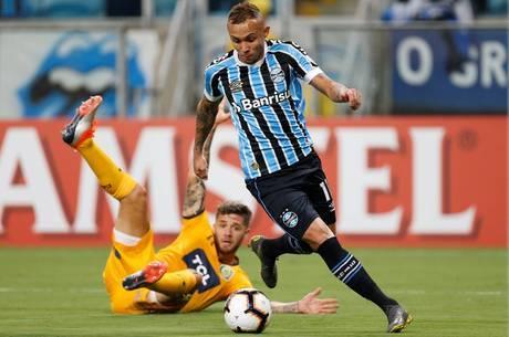 Everton teve sua melhor atuação na Libertadores
