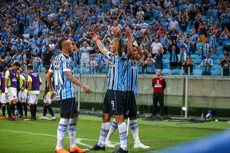 Ao vivo - Grêmio x Monagas-VEN - Libertadores 2018
