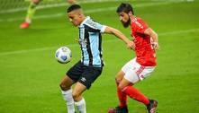 Grenal acaba empatado sem gols na Arena do Grêmio