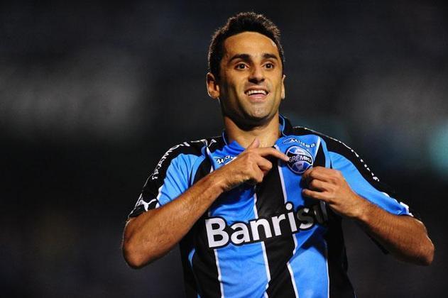 Grêmio: Jonas - 78 gols