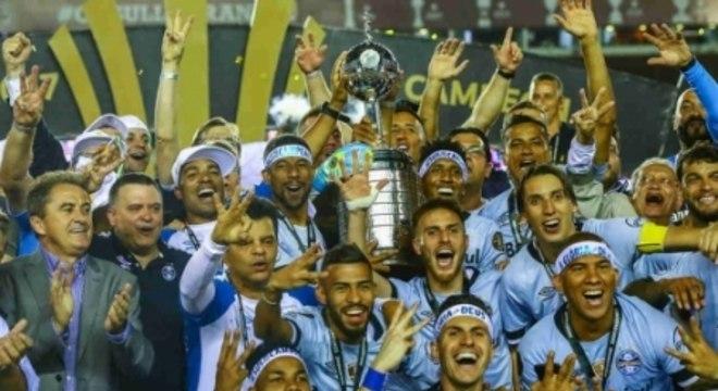 Grêmio Libertadores 2017