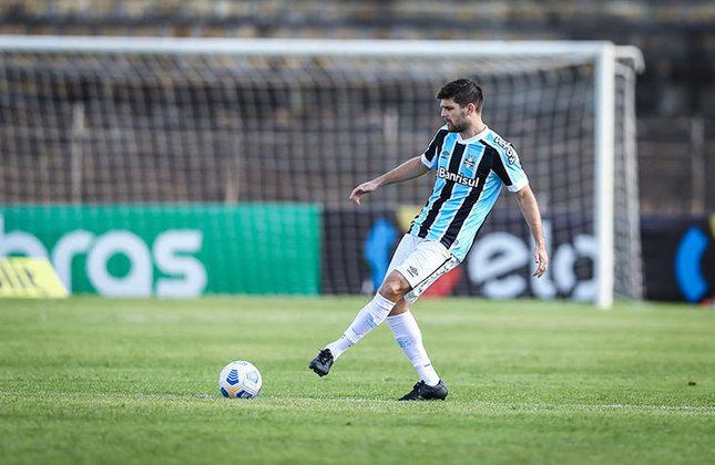 Grêmio: Sport (fora - 17/06) / Cuiabá (fora- 20/06) / Santos (casa - 23/06) / Fortaleza (casa - 26/06) / Juventude (fora - 30/06) / Atlético-GO (casa - 04/07) / Palmeiras (fora - 07/07) / Internacional (casa - 11/07).