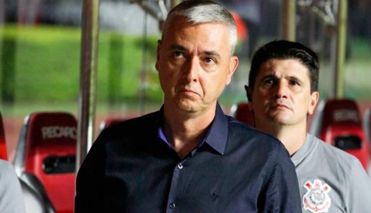 GRÊMIO: Tiago Nunes – no cargo desde abril de 2021 / antecessor: Renato Gaúcho