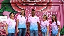 Grêmio lança uniforme com referência ao Outubro Rosa