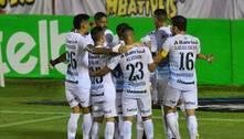 Grêmio vence o Vitória e sai na frente nas oitavas da Copa do Brasil