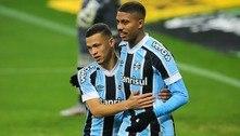 Grêmio vence o Vitória e está nas quartas da Copa do Brasil