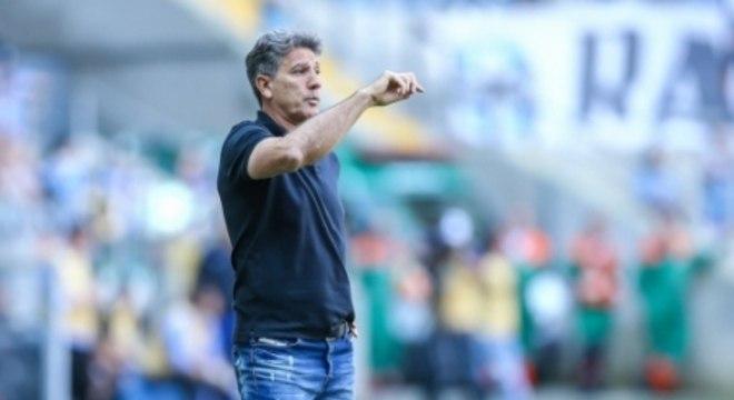 Grêmio x Flamengo - Renato Portaluppi
