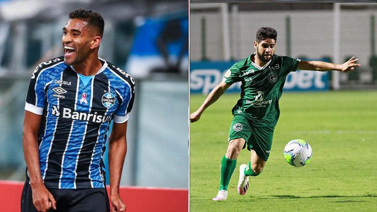 Grêmio x Goiás – válido pela 6ª rodada: A partida foi adiada devido à disputa da final do Campeonato Gaúcho, no dia 30/08/2020.