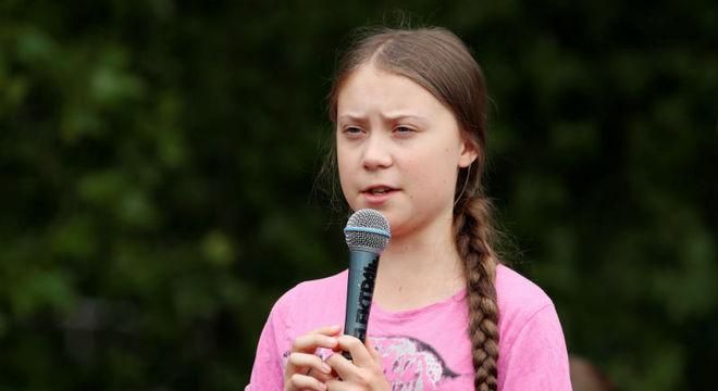 Ativista sueca ganha Prêmio da Liberdade da Normandia neste domingo