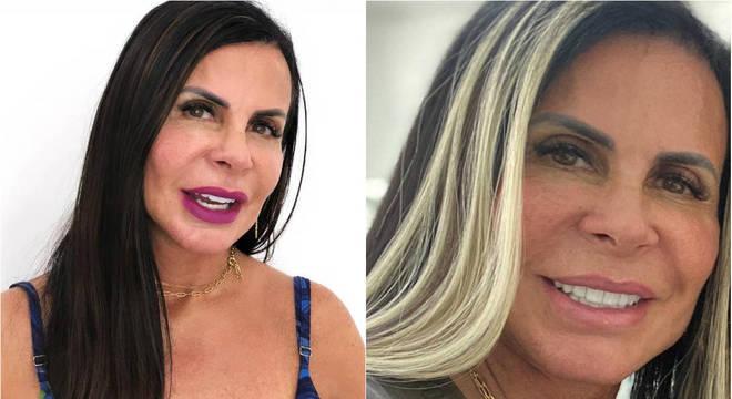 Cantora não está totalmente loira, mas transformação surpreendeu os fãs