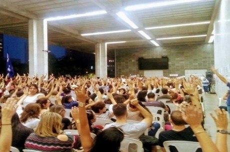 Fim da greve foi votado pela categoria na ALMG