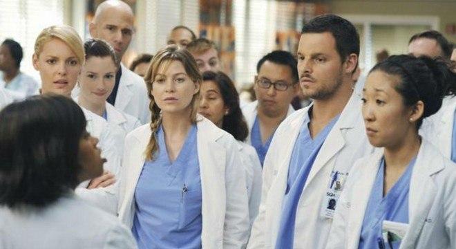 Grey's Anatomy está entre as séries suspensas