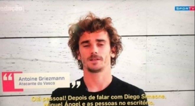 Griezmann - Vasco da Gama