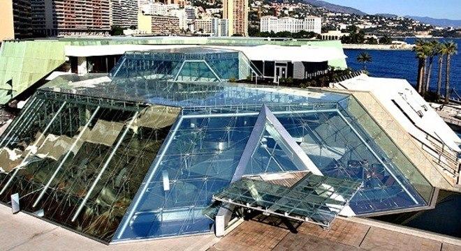 O Grimandi Forum do Principado de Mônaco