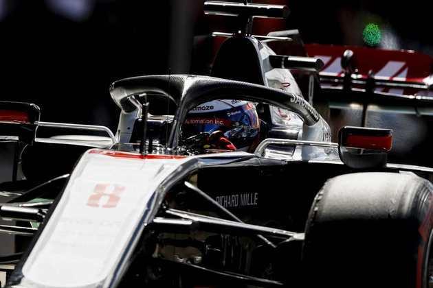 Grosjean larga apenas em 17º no GP da Inglaterra