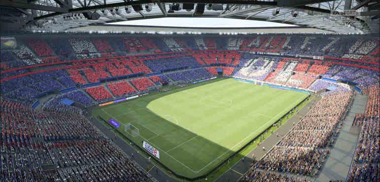 GroupamaStadium - França