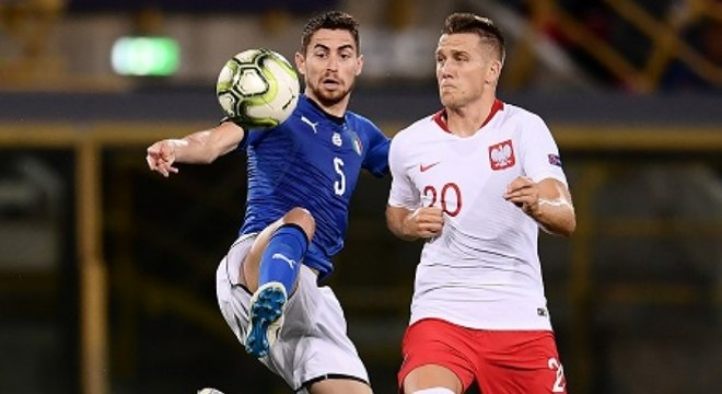Grupo C - Derrotada por Portugal e Itália, em casa, a Polônia já está rebaixada para a Liga B. Embora ainda possa atingir a mesma pontuação que os italianos, nesse caso os pol