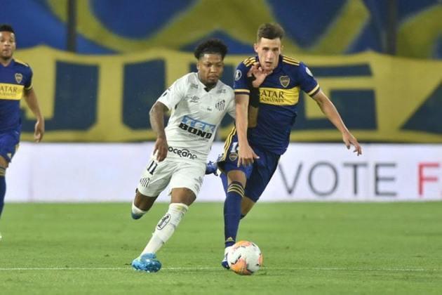 GRUPO C: Santos, Boca Juniors (ARG), The Strongest (BOL) e Barcelona Guayaquil (EQU)