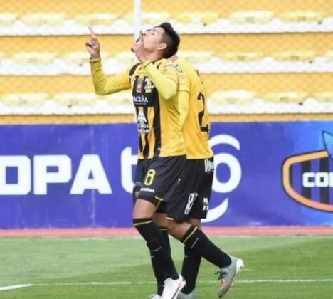GRUPO C - The Strongest (BOL): Difícil passar de fase - Fase atual: vice-campeão boliviano.