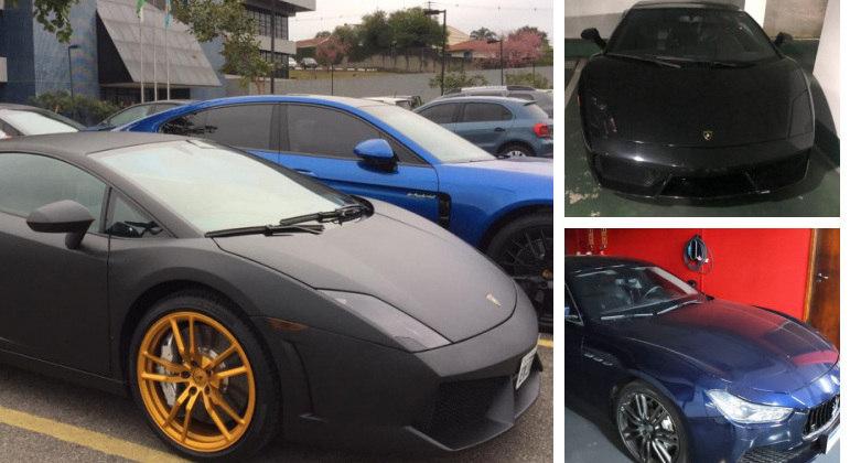 Grupo criminoso ostentava luxo com dinheiro desviado de clientes