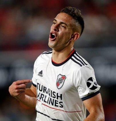 GRUPO D - River Plate (ARG): Favorito para passar em primeiro do grupo - Fase atual: vice-campeão argentino e atual 2º colocado do Grupo A do Campeonato Argentino.