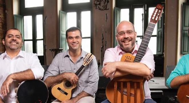 Grupo de samba carioca celebra maioridade com disco gravado, ao vivo, do Centro Cultural Carioca (CCC)