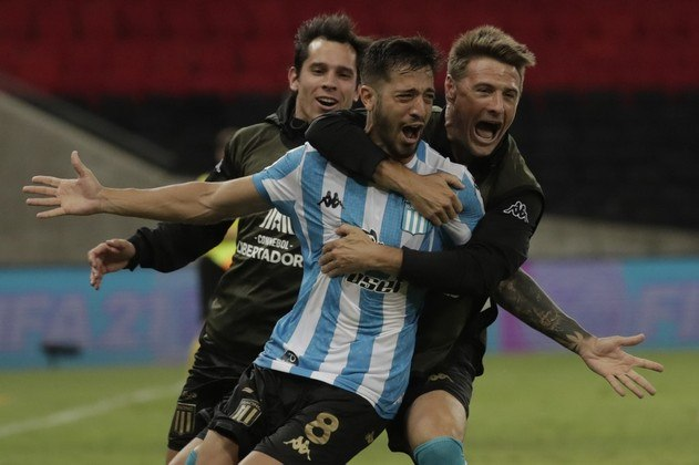 GRUPO E - Racing (ARG): Cotado para passar em primeiro ou em segundo - Fase atual: 4º colocado Campeonato Argentino.