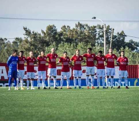 GRUPO E - Rentistas (URU): Difícil passar de fase - Fase atual: vice-campeão uruguaio.