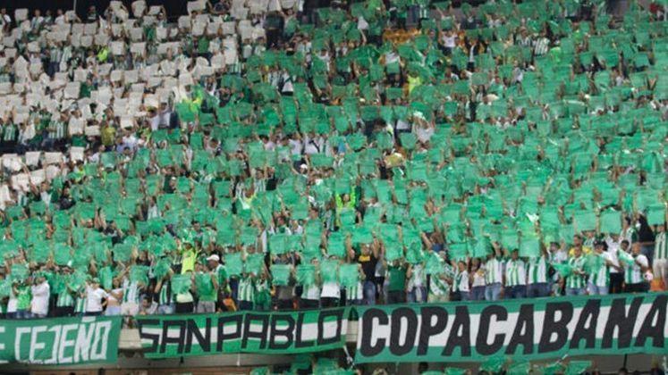 GRUPO F: Nacional (URU), Atlético Nacional (COL), Universidad Católica (CHI) e Argentinos Juniors (ARG)