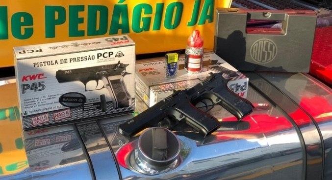 Material usado em ações suspeitas é apreendido pelo Deic de São Paulo