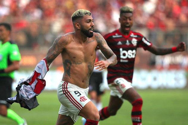 GRUPO G: Flamengo, Vélez Sársfield (ARG), LDU (EQU) e Unión La Calera (CHI)