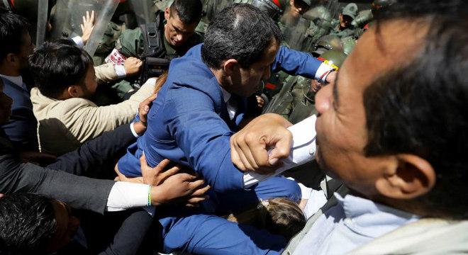 Grupo de Lima não reconhece eleição no parlamento da Venezuela