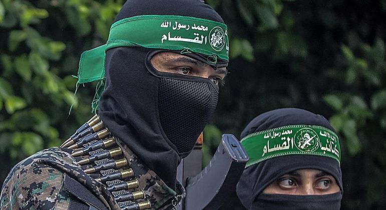 Hamas controla a Faixa de Gaza desde 2007