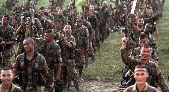 A maior parte da guerrilha se desmobilizou no início dos anos 2000