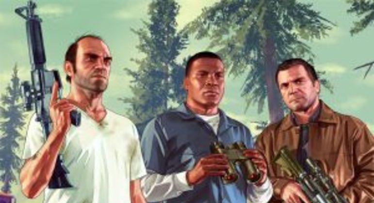GTA V para PS5 e Xbox Series X S é adiado para 2022 e mostrado em trailer