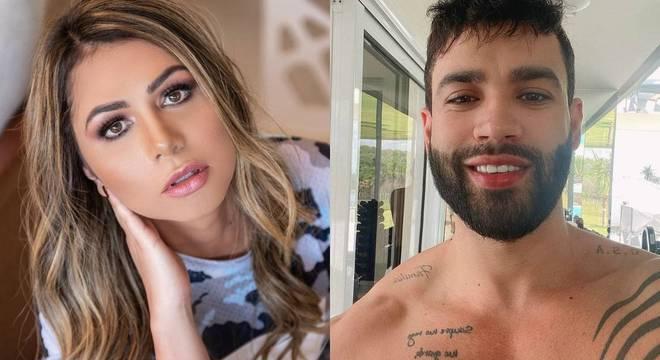 De acordo com jornalista Fabíola Reipert, cantor teria tido um caso com Mallu