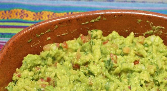 Guacamole Simples