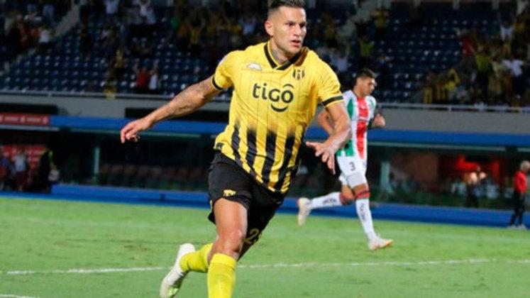 Guaraní: 2ª melhor pontuação no Paraguai em 2020 - Entra na primeira fase do torneio.