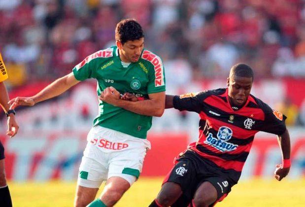 Guarani (2010): O time de Campinas foi rebaixado em 18º lugar.
