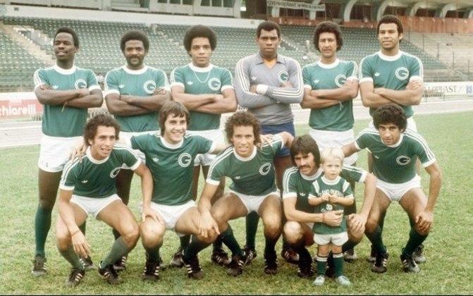 Guarani - um título: 1978
