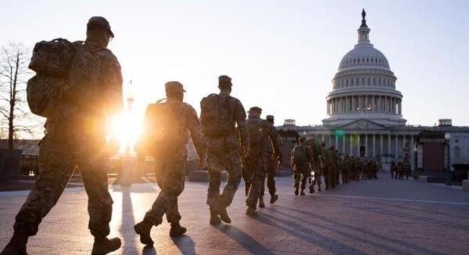 Até então, seriam deslocados cerca de 15 mil soldados à cerimônia