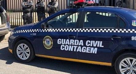 Guarda de Contagem foi preso em Belo Horizonte