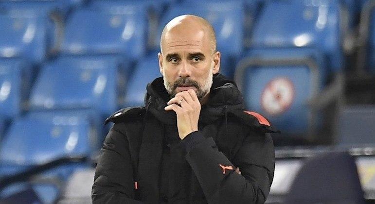 Mesmo com o melhor treinador do mundo, Guardiola, City jamais venceu a Champions